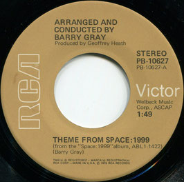 Barry Gray - Theme From Space:1999 / Black Sun - US RCA  JB-10627