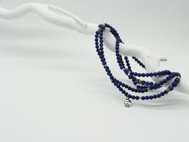 Lapislazuli Loop-Armband