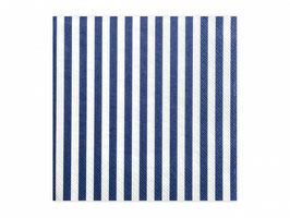 Servietten Blau/Weiß