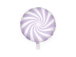 Folienballon Candy Lila