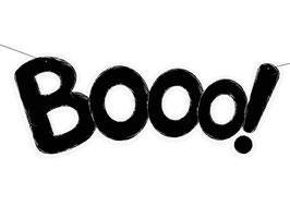 Banner BOOO!
