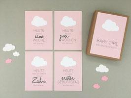 Meilensteinkarten Wolke