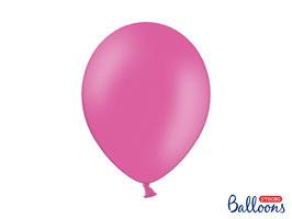 10 Luftballons 30 cm Pink
