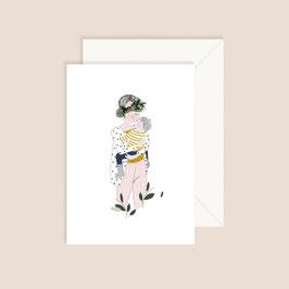 Postkarte My lovely thing- Marcel