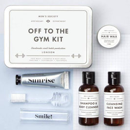 Men's Society- Off to the gym Kit