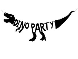 Banner Dinoparty