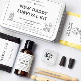 Men's Society- New Daddy survival Kit