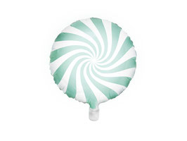 Folienballon Candy Mint