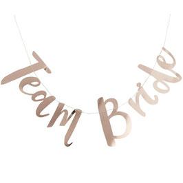 Girlande Team Bride