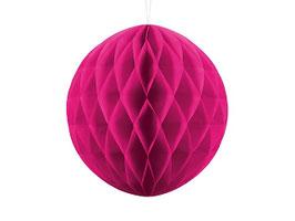 Wabenball Dark Pink 20 cm / 30 cm