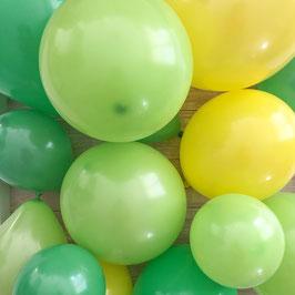Luftballon Set Jungle Disco