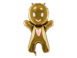 Folienballon Gingerbreadman