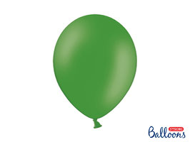 10 Luftballons 30 cm Grün