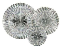 Rosetten Set Holographic