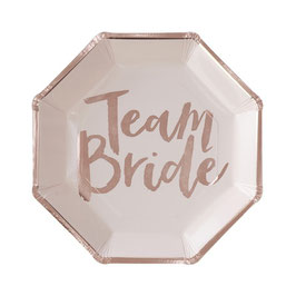 Teller Team Bride