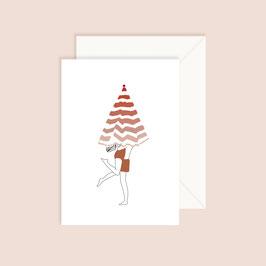 Postkarte My lovely thing- Valentine