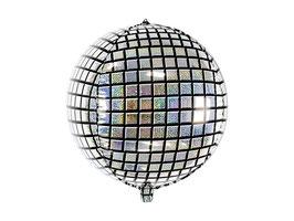 Folienballon Discokugel