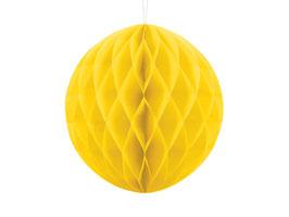 Wabenball Yellow 20 cm / 30 cm