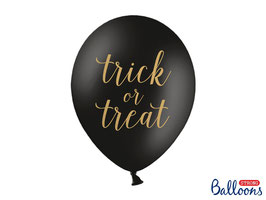 "10 Luftballons ""Trick or Treat"""""