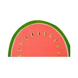 Servietten Watermelon