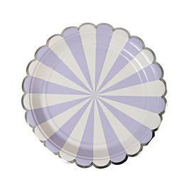Partyteller Toot Sweet Lavendel