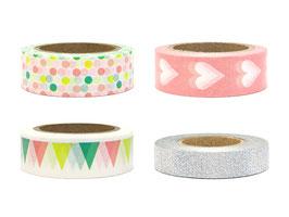 Washi Tape Pastell