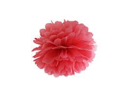 Pompom Rot 25 cm / 35 cm