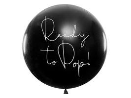Riesenballon Gender Reveal Boy