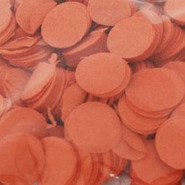 Konfetti Orange 25mm