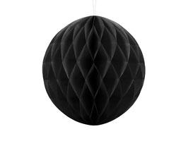 Wabenball Schwarz 20 cm / 30 cm