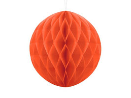 Wabenball Orange 20 cm / 30 cm