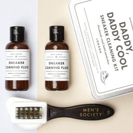 Men's Society- Daddy, Daddy cool- Sneaker cleaning Kit