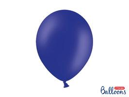 10 Luftballons 30 cm Dunkelblau