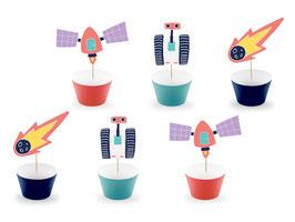 Cupcake Kit Space