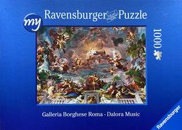 "Ravensburger Puzzle ""Galleria Borghese - Roma"" - 1000 Teile"