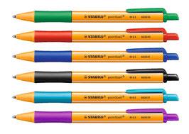 Kugelschreiber Stabilo pointball
