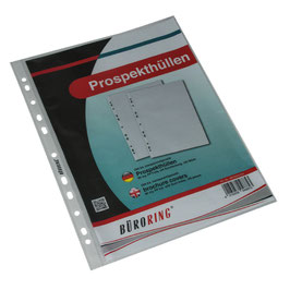 Prospekthüllen A4, 100er, 60my