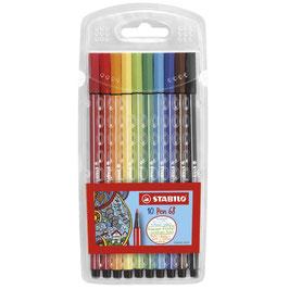 "Faserschreiber ""Stabilo Pen 68"""