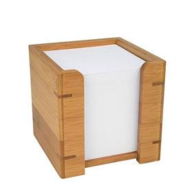 """Zettelbox """"Bambus"""""""