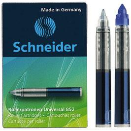 Tintenrollerpatronen Schneider 852