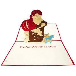Weihnachtsmann & Geschenke