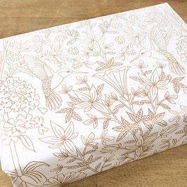Geschenkpapier Flower Garden