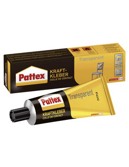 "Pattex Kraftkleber ""Transparent"""