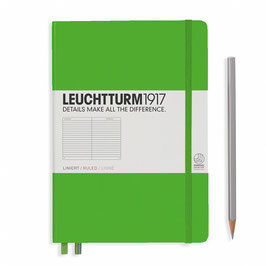 NOTIZBUCH MEDIUM (A5), FRESH GREEN