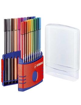Faserschreiber Stabilo Pen 68 ColorParade