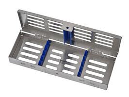 Waschtray - Steri-Tray - Sterilisationsbox - aus Edelstahl