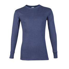 T-shirt M3000, Lange Mouw MARINE