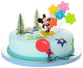 Kit déco Gâteaux Disney Mickey