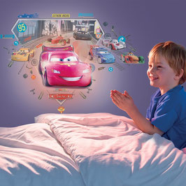 Stickers Muraux Sonnette Disney Cars