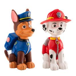 2 Figurines Pat Patrouille